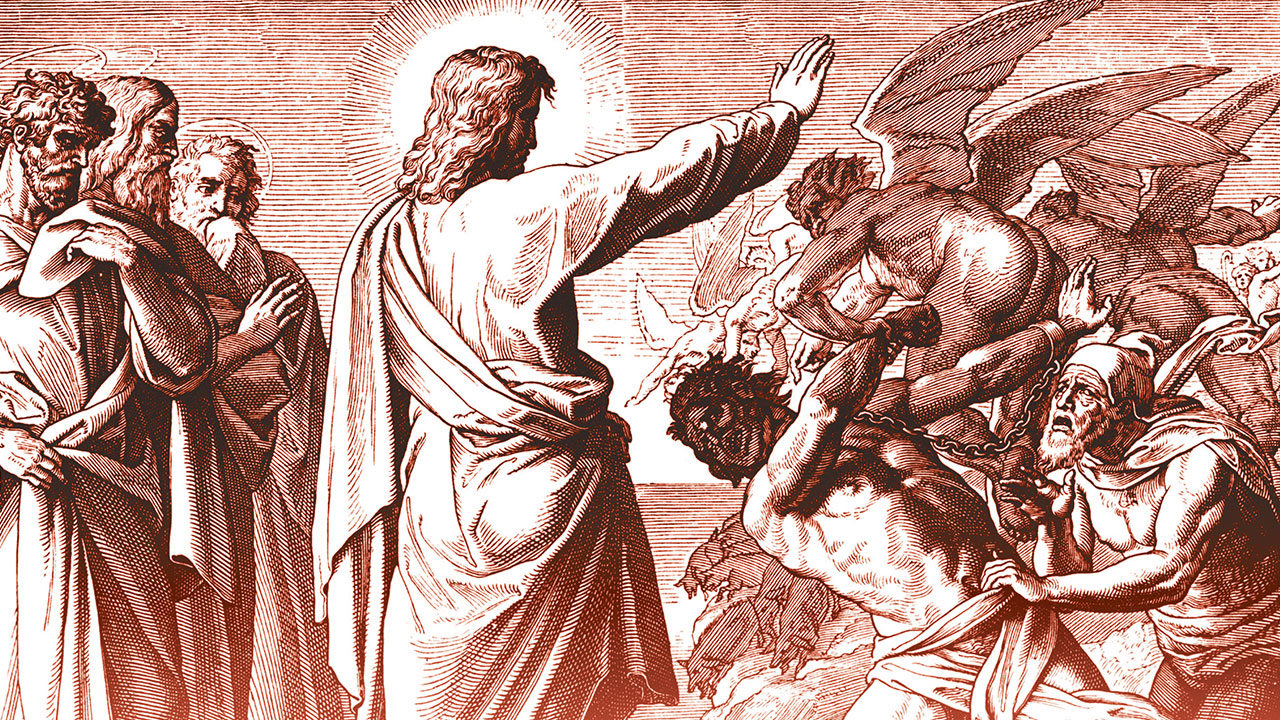 ایماندار مسیحی و موضوع دیوزدگی