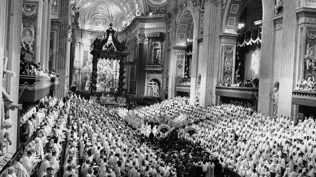 دیدگاههای شورای دوم واتیکان در مورد کلیسا
